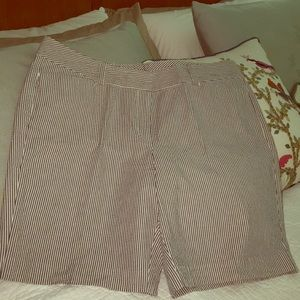 Ann Taylor curvy fit shorts